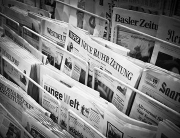 NEWS-Bilder-Zeitungen